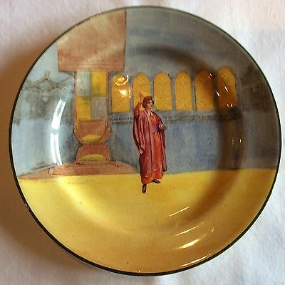 "Royal Doulton Shakespearean Series Porcelian Plate ""Portia"" - REDUCED!"