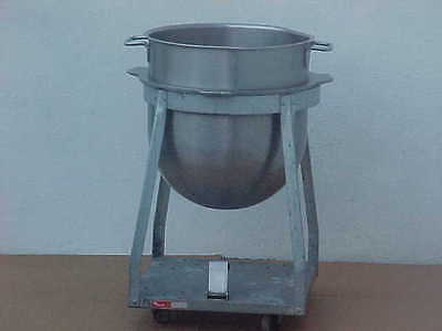 Wilder 60 /80 /140 Qt Mixer Bowl Dolly Stand