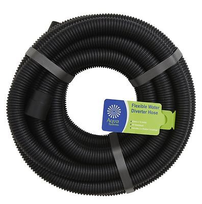 Aqua Systems 10m Grey Water Diverter Hose Easy To Install Water Saving Solution