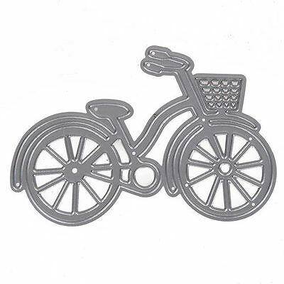 Craft-House 'Basket Bike / Bicycle' Cutting Die CHD17