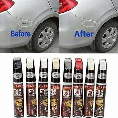 Fix Car Pro Color Smart Coat Paint Touch Up Pen Scratch Repair Remover Flowery