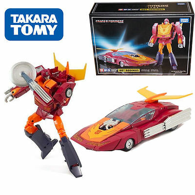 Transformers Masterpiece MP-28 Hot Rodimus Cybertron Cavalier Robot Car Vehicle