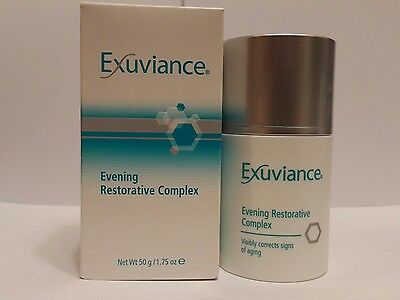 Exuviance Evening Restorative Complex 50g / 1.75 oz. *New in Box* FREE SHIPPING