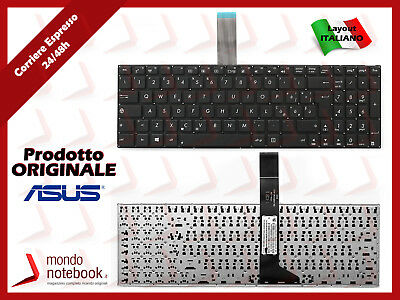 Tastiera Italiana Originale Notebook ASUS F550L Series NERA