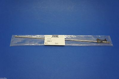 Karl Storz 33300M Clickline Metal Outer Tube With Luer-Lock, 5mm x 36cm