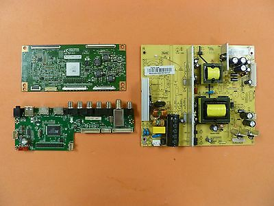Rca Led Tv  Complete Parts Repair Set From Led42C45Rq