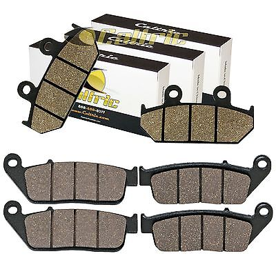 Front Rear Brake Pads Fit Suzuki An650 An650A An650 Burgman 650 2003-2016 Abs