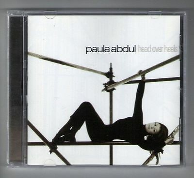 Paula Abdul Head Over Heels Cd