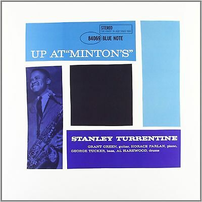 Stanley Turrentine - Up At Minton+2 LPs 180g 45rpm+Analogue Productions+NEU+OVP
