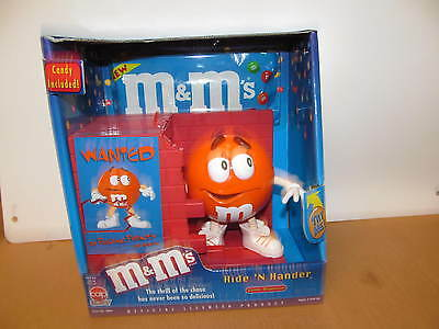 M&M's Mars Hide 'N Hander candy dispenser