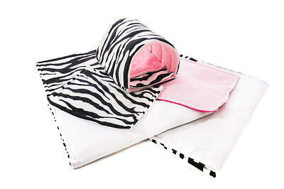 WATERPROOF Guinea Pig and small animal two fleece liners 80x44 SET 6
