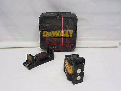 Dewalt Dw087 Self Leveling Crossbeam Line Laser Level W/case ( Elm )