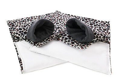 WATERPROOF Guinea Pig and small animal two fleece liners 140x59 SET 1