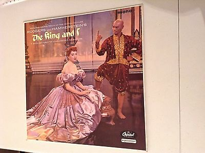 The King And I Vinyl Lp Record