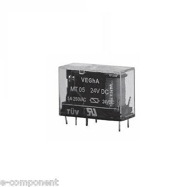 Relay Two exchange 5A 12Vdc