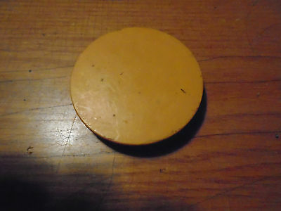 Vintage Bombardier Skidoo Plug Cover Olympique 572-2746