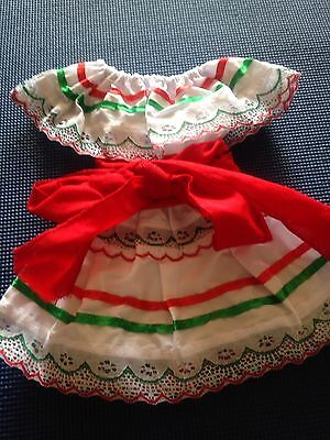 Girls Mexican Dress Traditional