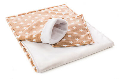 WATERPROOF Guinea Pig liner and small animal cage liner 120x59 set 3