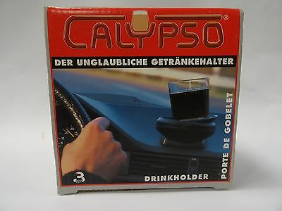 Vintage Calypso Auto & Marine Self Levelling Drink / Cup Holder New & Undamaged