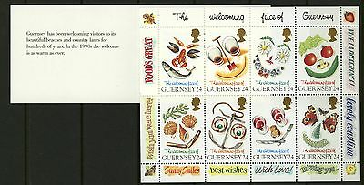 Guernsey 1995  Scott # 550a  Mint Never Hinged Complete Booklet