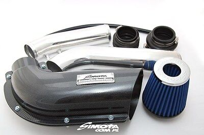 Top Cold Air Simota Carbon Aero Form Sm-Pt-004 Honda Prelude 92-96