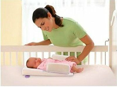 Anti Roll Pillow Pad Sleep Baby Newborn Infant Positioner Prevent Head Cushion