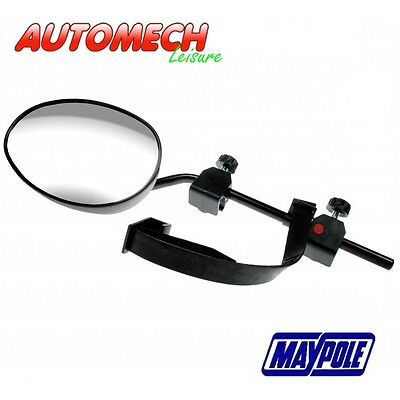 Quality Maypole, Aero Shape Deluxe Extension Towing Mirror (8328)