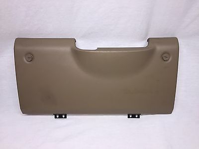 1999 Land Rover Discovery Beige Steering Column Dashboard Panel, Fuse Box Cover