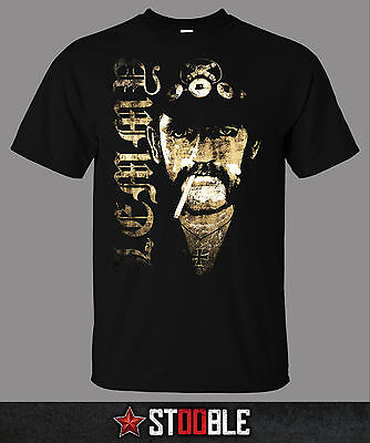 Lemmy T-Shirt - Direct from Stockist