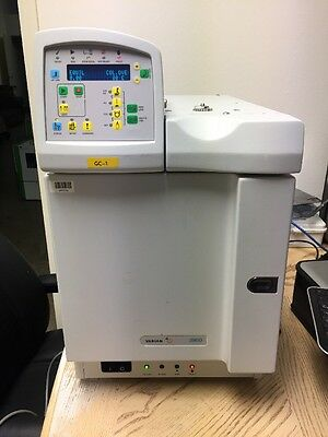 Varian 3900 GC FID Gas Chromatography With DB-23 Column