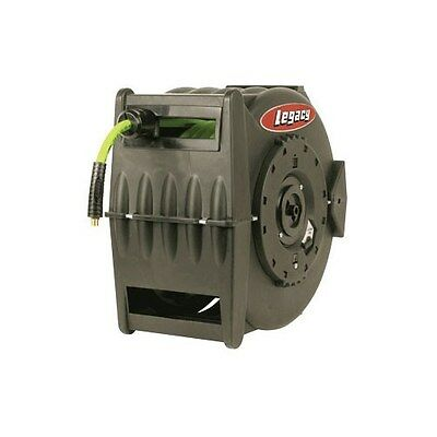 LEGL8305FZ   Levelwind™ Retract. Air Hose Reel  WITH  3/8'' x 50' FLEXILLA HOSE