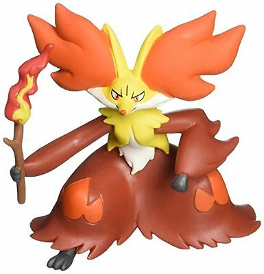 """Takaratomy Official Pokemon X and Y SP 08 2.5"""" Delphox Action Figure"""