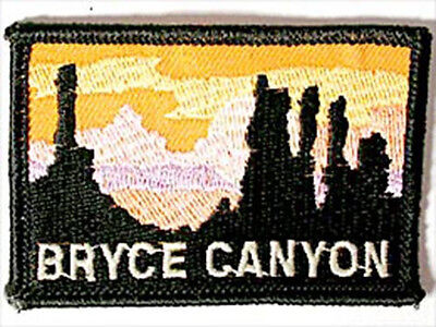 Bryce Canyon National Park Embroidered Souvenir Patch