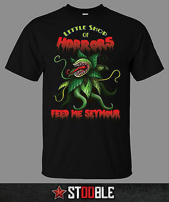 Little Shop of Horrors T-Shirt - Direct from Stockist
