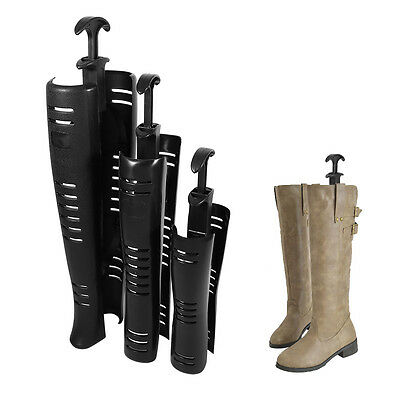 Boots Stand Shaper Shoes Holder Upright Posture Tree Stretch Support Organizer Y