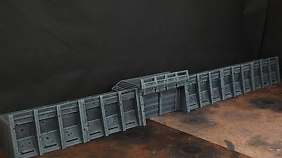 Apocalypse Fortress Walls WH40K