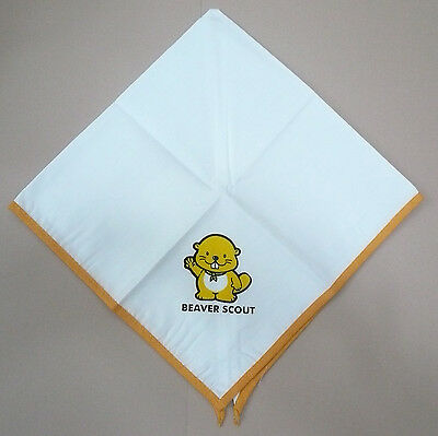 SCOUTS OF KOREA (SOUTH KOREAN) - BEAVER SCOUT Official Neckerchief (N/C) / Scarf