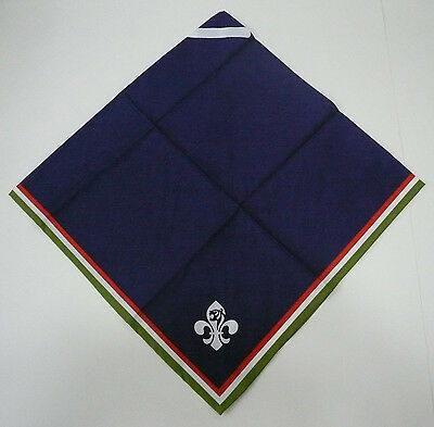 SCOUTS OF KOREA (SOUTH KOREAN) - SCOUT Official Neckerchief (N/C) / Scarf (BLUE)