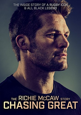 Chasing Great: The Richie Mccaw Story  DVD NEW
