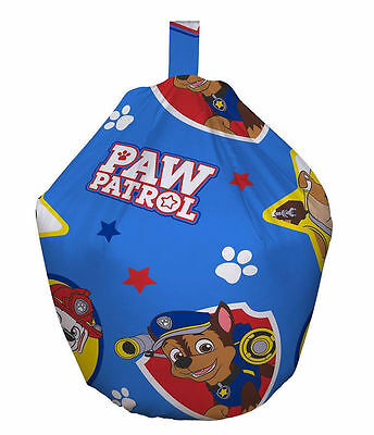 Blue Pawsome Paw Patrol Official Dreamworks Fully Filled Bean
