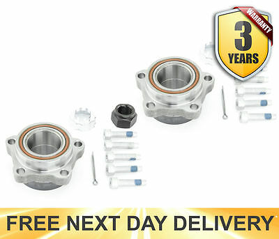 2 x FORD TRANSIT MK7 2006 ON FRONT WHEEL BEARING KIT (PAIR) NEW 3 YEARS WARRANTY