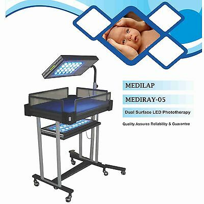 Jaundice Cure Led Photothreapy Infant Light Therapy Double Surface Mediray-05