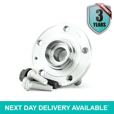 Vw Golf Mk5 03-09 Front Wheel Bearing Kit 4 Mounting Bores New 3 Years Warranty