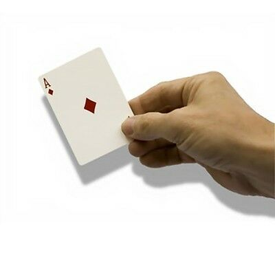 Magician's Deluxe Card Catcher From Mid Air Appear Cards Catching Magic Trick