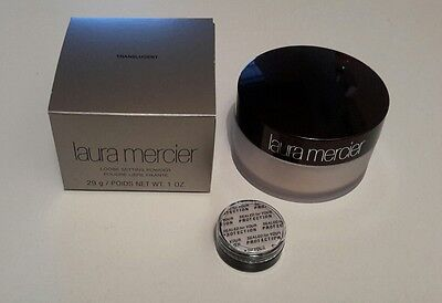 Laura Mercier Translucent Loose Setting Powder Puder Probiergröße 0,5 g