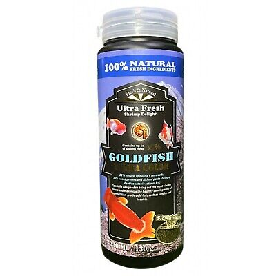 Sera Discus Color Red 250ml alimento para peces discos rojos comida granulo