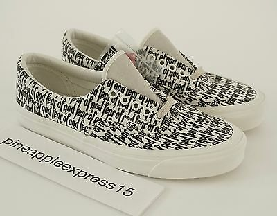 ce68d8fb388c FOG VANS SK8 Era 95 Re Issue FEAR OF GOD Print Collection 2 Pac Sun ...