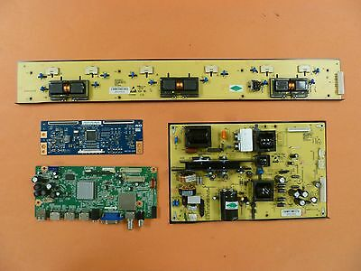 Westinghouse LCD TV  COMPLETE PARTS REPAIR SET FROM CW46T9FW