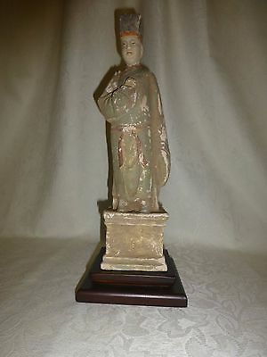 Chinese Ming Dynasty  Tomb Figure