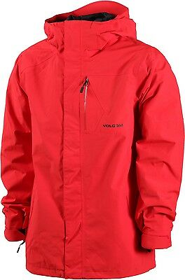 Volcom Gore Tex Jacket S Shell Small Brand New
